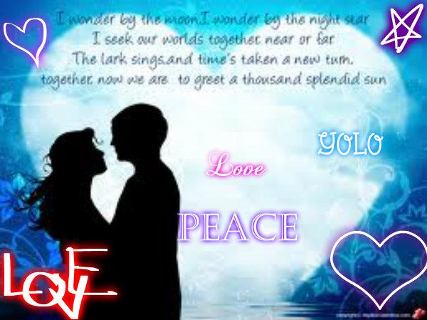 a l'amour poem