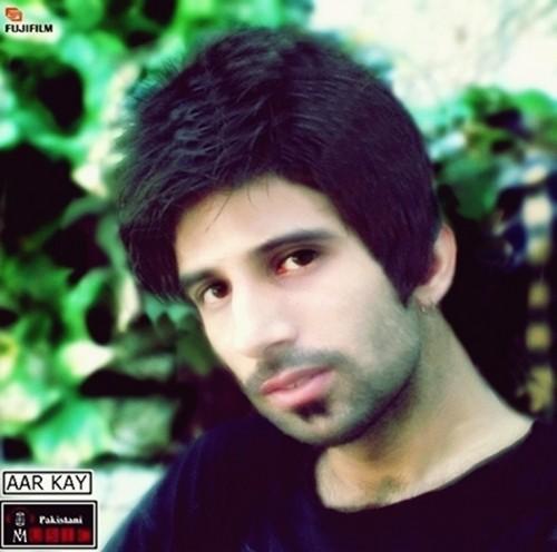 aar kay pakistani rap سٹار, ستارہ