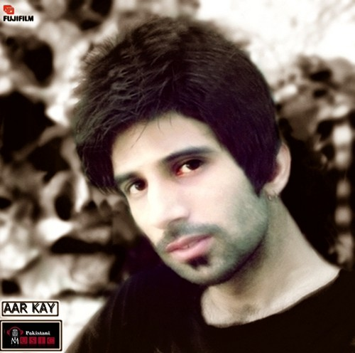 Emo Boys wallpaper possibly containing a portrait entitled aar kay pakistani rap star
