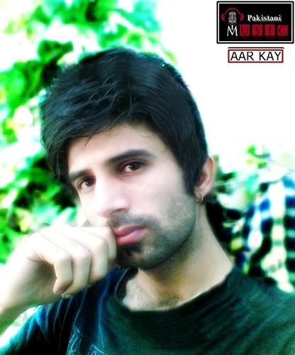 aar kay pakistani rap ngôi sao