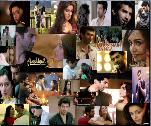 Aashiqui 2 wallpaper called aashique 2......must like dis....& comment!