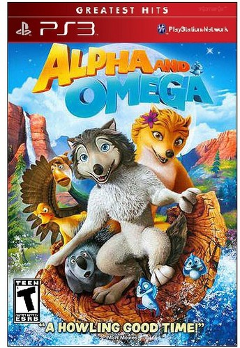 alpha and omega ps3 greatest hits