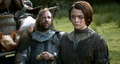 arya and sandor - arya-stark photo