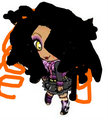 baby spidera - monster-high fan art