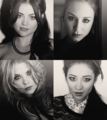 cast - pretty-little-liars fan art