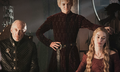 cersei with joffrey and tywin - cersei-lannister photo