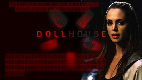 dollhouse man on the রাস্তা