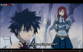 erza and gray moment  - fairytail-4ever photo