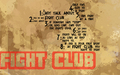 the 8 rules of fight club - fight-club wallpaper