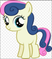 filly bon bon - my-little-pony-friendship-is-magic photo