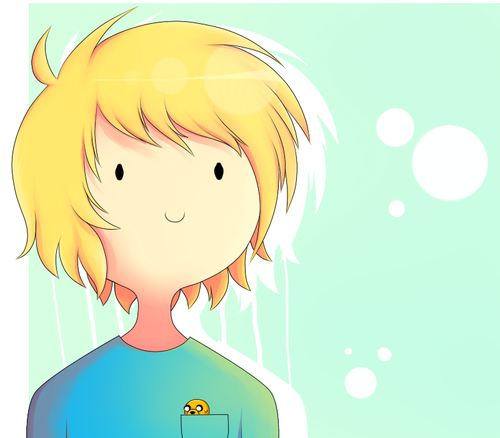 Adventure Time With Finn and Jake wallpaper probably containing anime entitled finn
