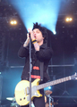 geen day live - green-day photo
