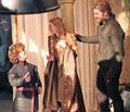 Peter Dinklage, Lena Headey & Nikolaj Coster-Waldau - game-of-thrones photo