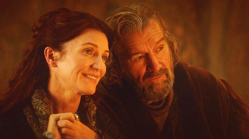 Catelyn Stark & Brynden Tully
