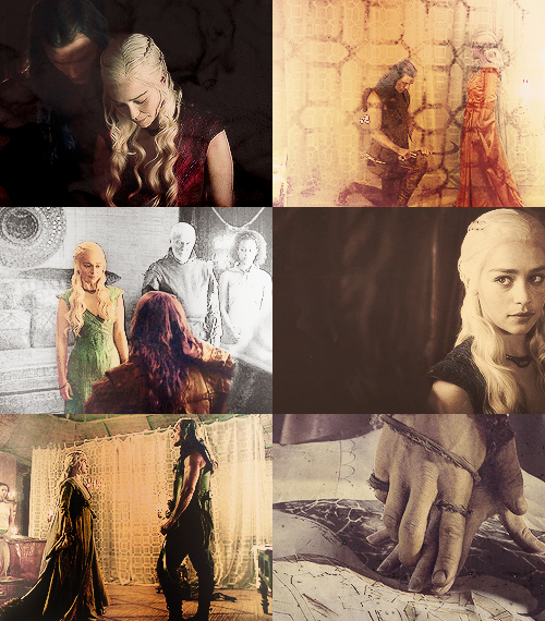 Game of Thrones images Daenerys Targaryen & Daario Naharis ... Daario Naharis Daenerys