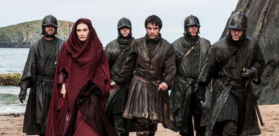 Melisandre & Gendry