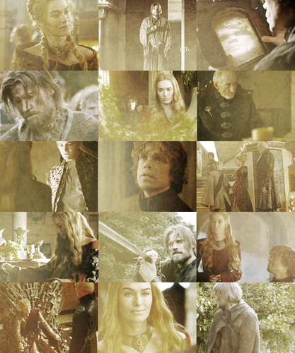 Season 3 House Lannister