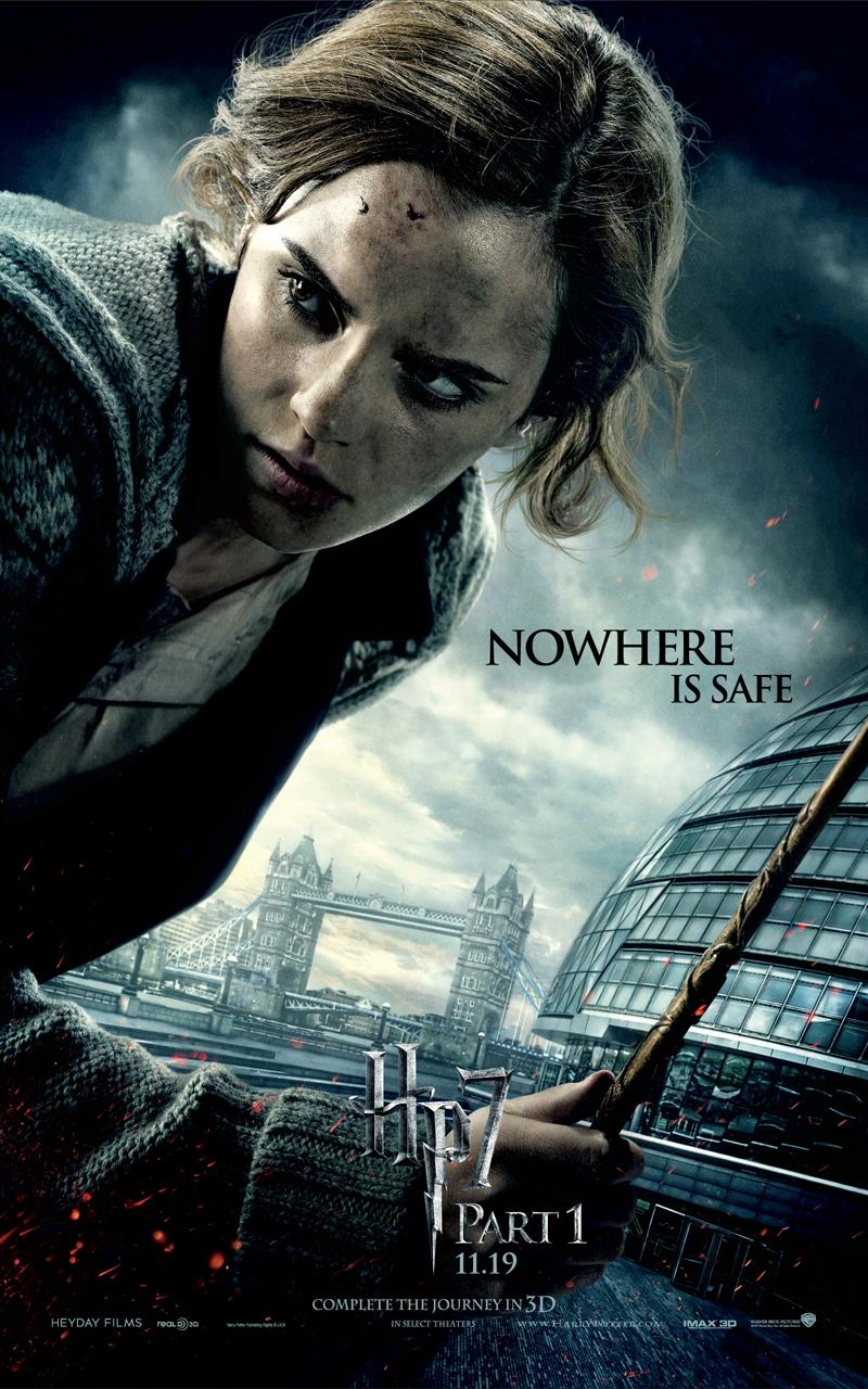 «Гарри Поттер И Дары Смерти: Часть I» — 2010