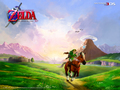 hero of time - the-legend-of-zelda wallpaper