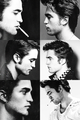 i'm just a whore ;3  - robert-pattinson fan art