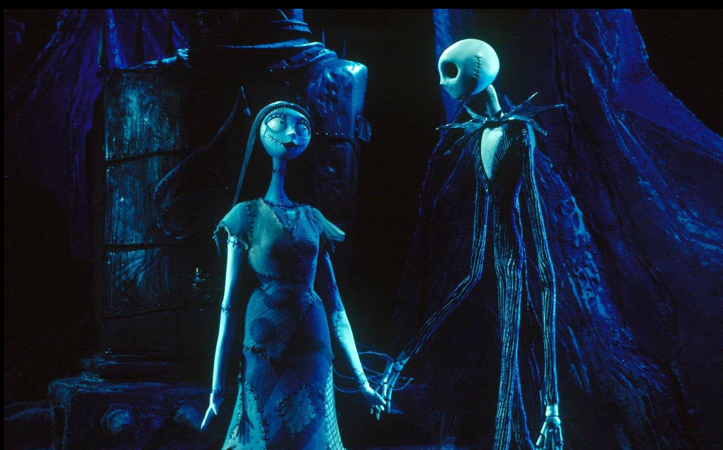 jack and sally - Nightmare Before Christmas Fan Art (34695812 ...