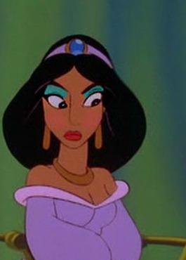 jasmine's empress look