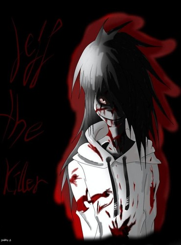 Jeff the killer Обои probably with Аниме called jeffy