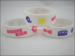 little mix wristbands collsction 2
