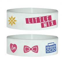 little mix wristbands