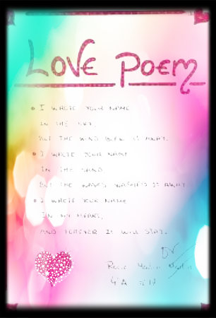 l'amour poems