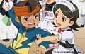 mark & silvia - inazuma-eleven photo