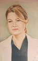 meredith grey - greys-anatomy fan art