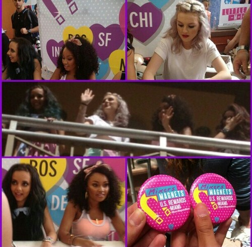 mixers magney in Miami