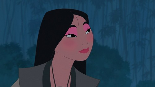"""mulan's """"All Over The Road"""" look"""