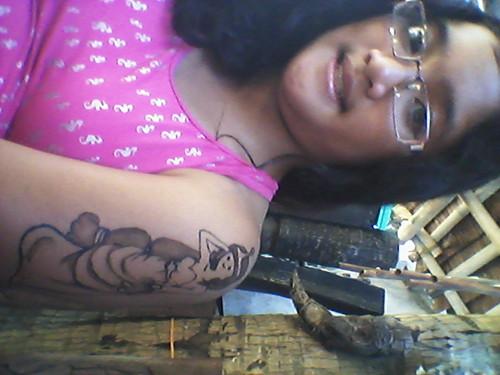 my princess bubblegum tattoo