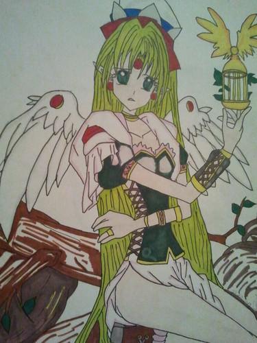 my random Anime drawings~