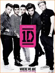 one direction photoshoot: Where we are