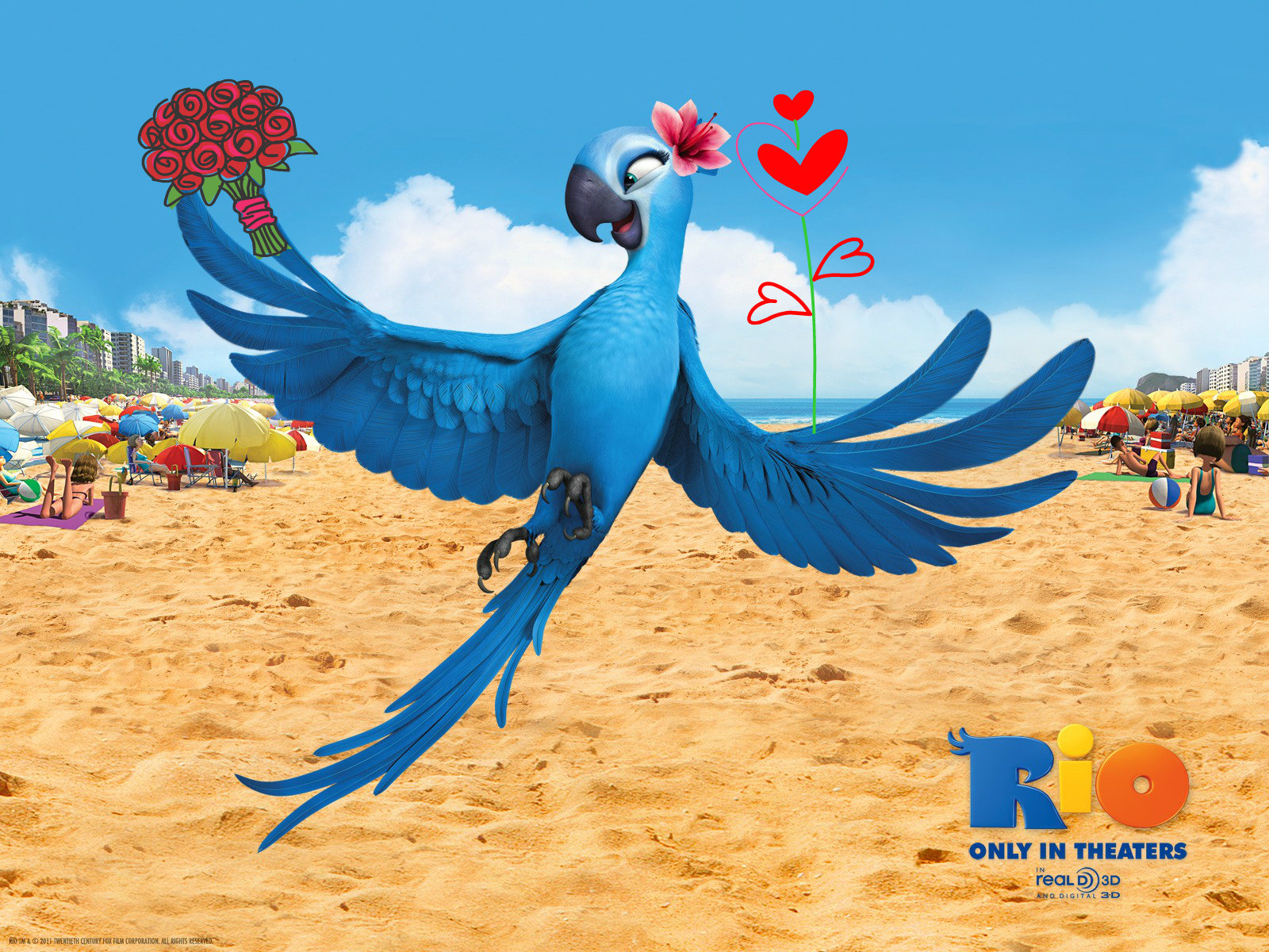 rio (the movie) images one love hd wallpaper and background photos