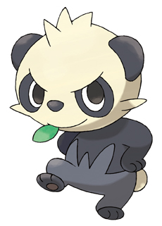 pokemon xy: Pancham - pokemon Photo