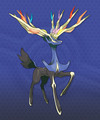 pokemon xy: Xerneas