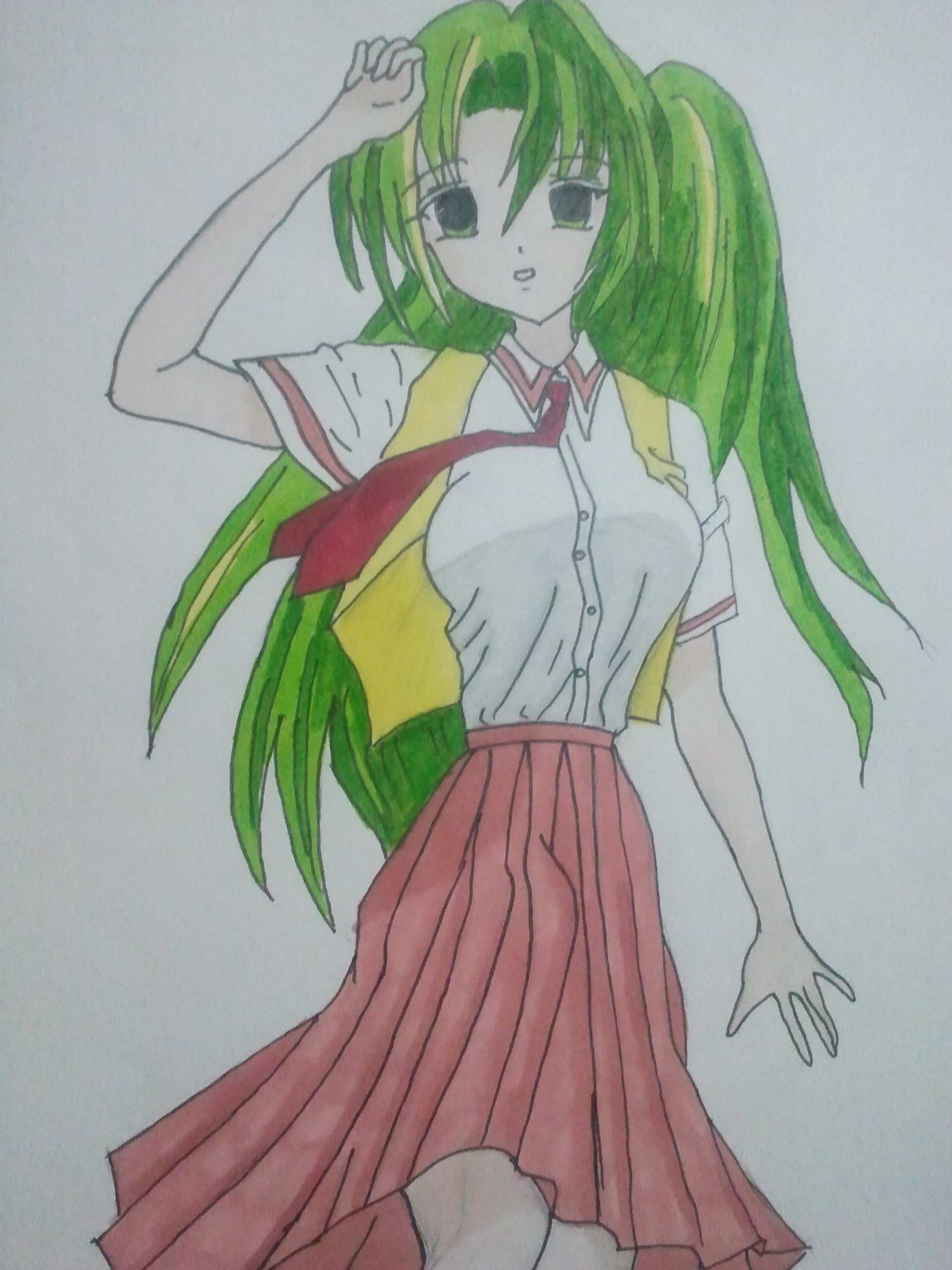 Drawing Anime Images Random Manga Drawings Hd Wallpaper And Background Photos