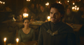 robb and talisa - house-stark photo