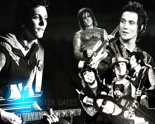 synyster gates collaige