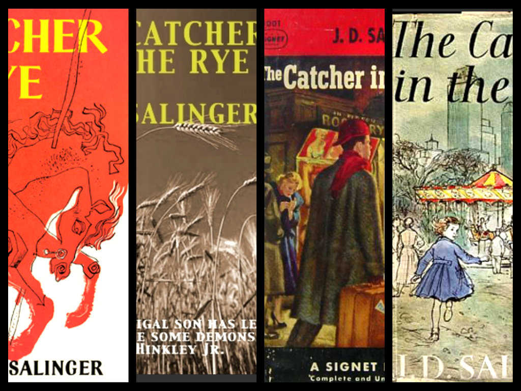 catcher in the rye essay question