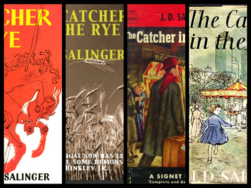 the catcher in the rye pdf sparknotes
