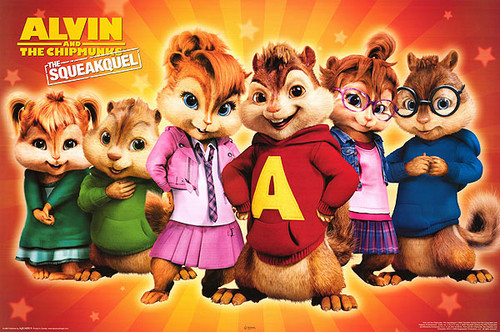 the chipmuck and chipettes