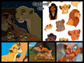 the family tree - the-lion-king-2-simbas-pride fan art