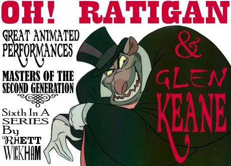 Glenn Keane best villain