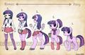 types twilight sparkle