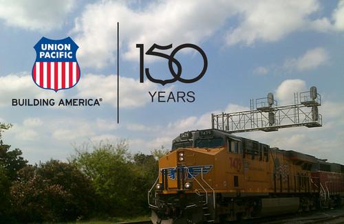 union pacific railroad articles